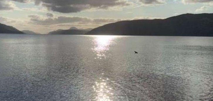 """Avistamento do """"Monstro do Lago Ness"""" é registrado em vídeo"""