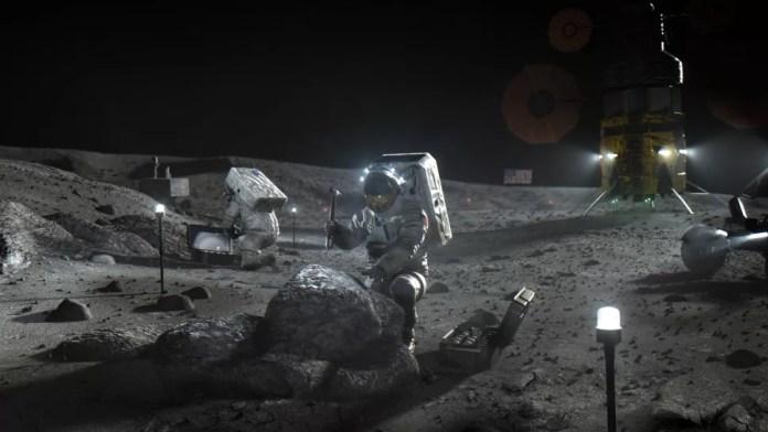 Oito nações assinam Acordos Artemis liderados pelos EUA para a exploração lunar e além