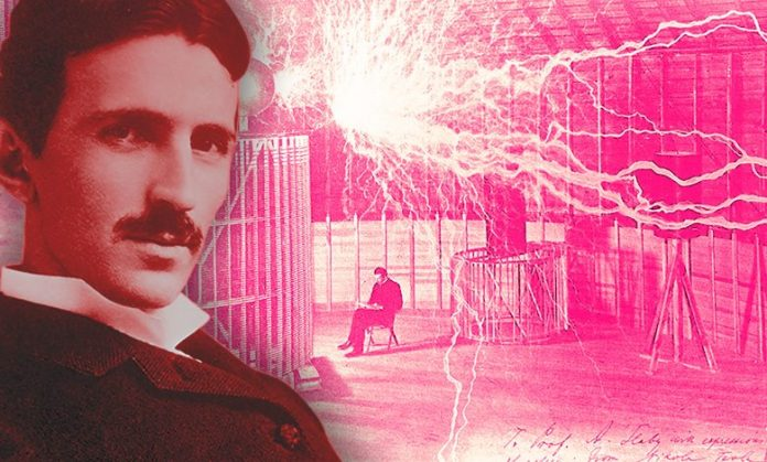 De onde originou o conhecimento futurista de Nikola Tesla? De outro mundo?
