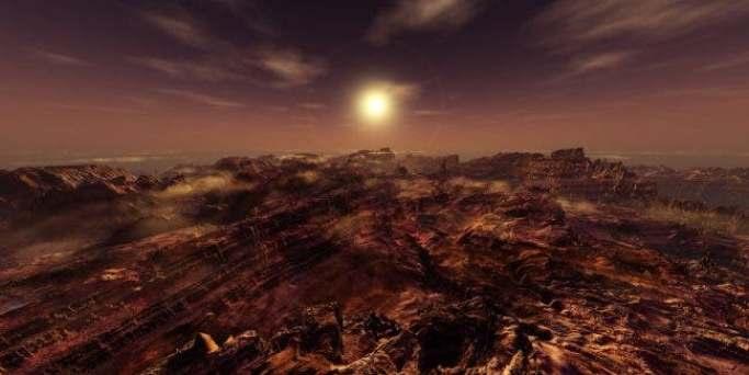 Bilhões de fragmentos de Vênus podem existir na Lua - Pistas para a vida alienígena