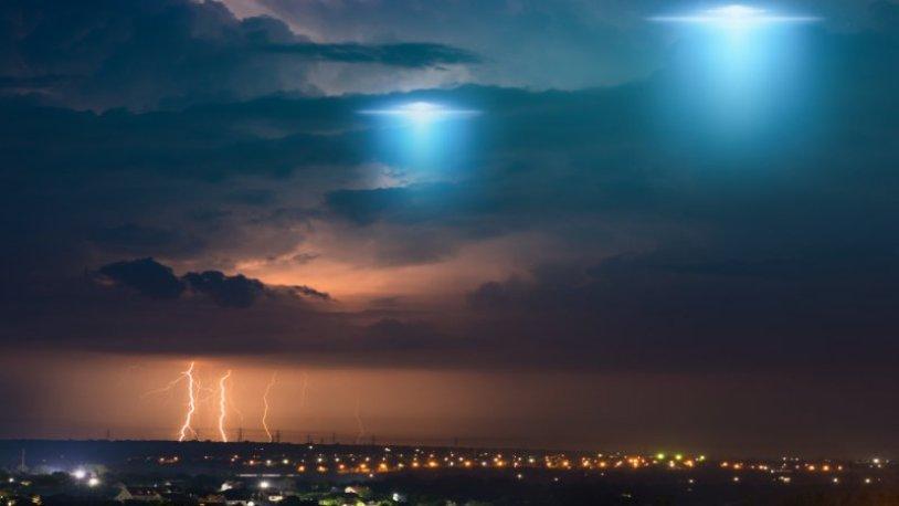 Três sóis, nuvens estranhas e bolas de fogo seriam OVNIs disfarçados?