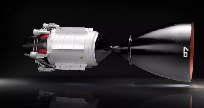 O motor termonuclear que pode nos levar até Marte em 3 meses