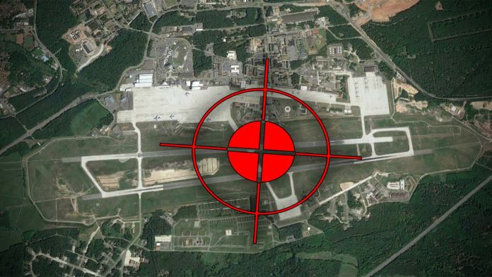 Base dos EUA na Alemanha enfrenta  perigo potencial de ataque de mísseis