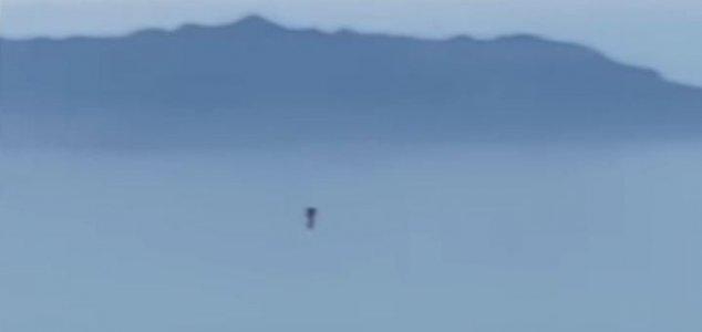 Homem Foguete parece estar de volta próximo ao aeroporto de Los Angeles