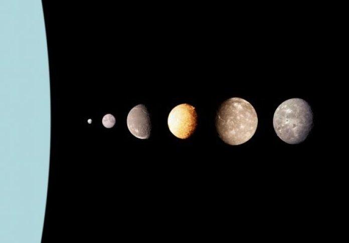 Agora cientistas dizem que luas de Urano também podem conter vida