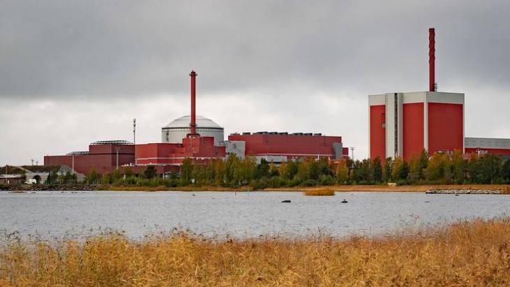 Catástrofe quase ocorre ontem em usina nuclear da Finlândia