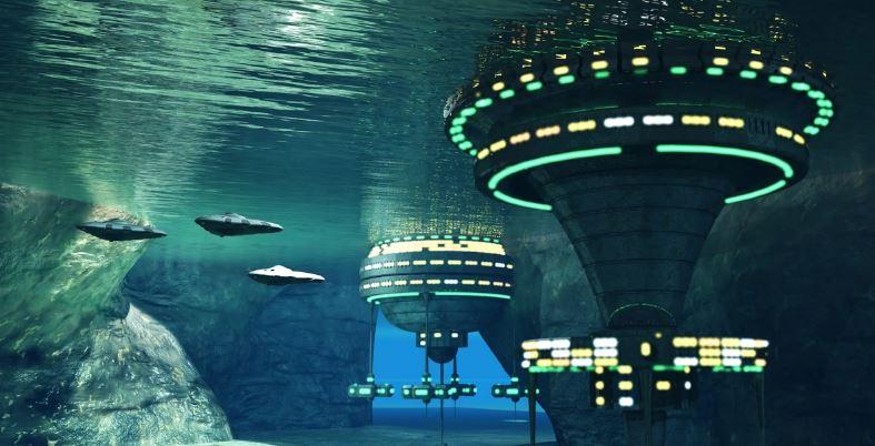 Seriam abduções subaquáticas por OVNIs uma ocorrência comum?