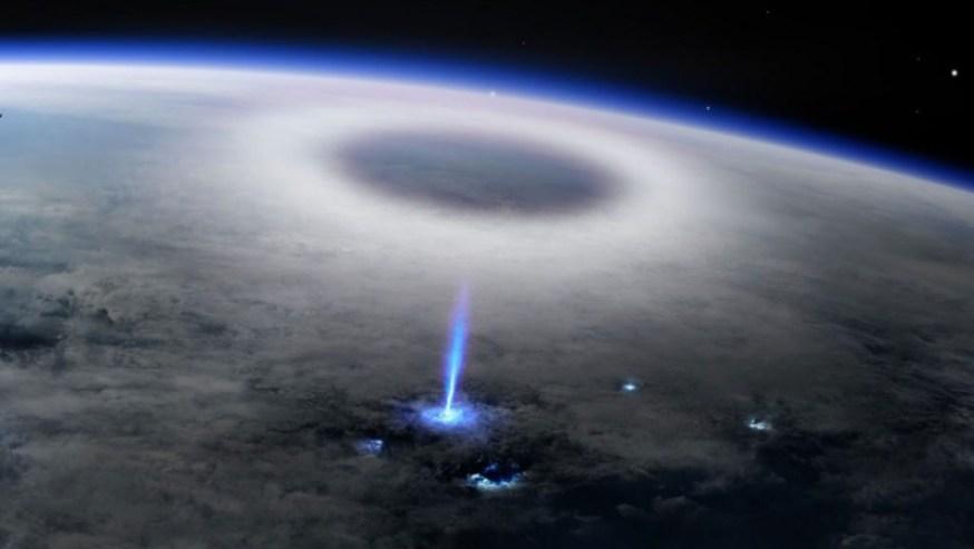 Fenômeno anômalo na Terra é capturado do espaço