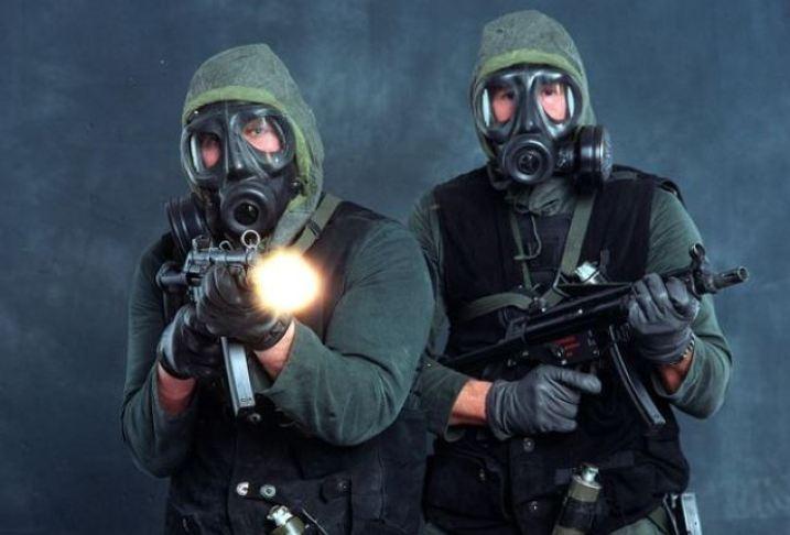 Unidade militar especial foi treinada para combater invasão alienígena