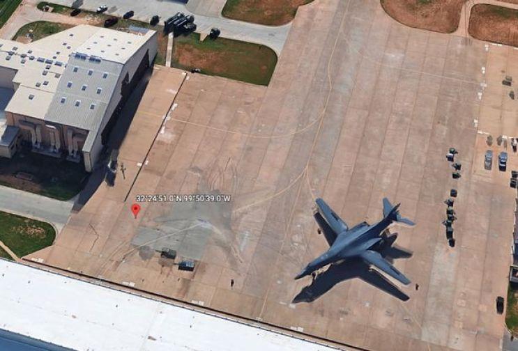 """Google Earth """"bloqueia aeronave ultrassecreta"""" da Força Aérea dos EUA"""