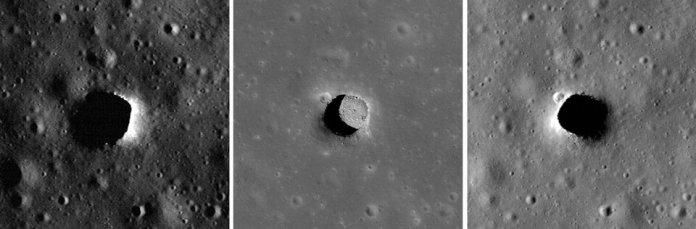 ESA planeja explorar sistemas de vastas cavernas na Lua