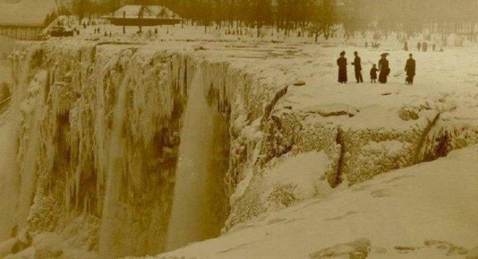 O clima da Terra é cíclico - uma nova era do gelo se aproxima
