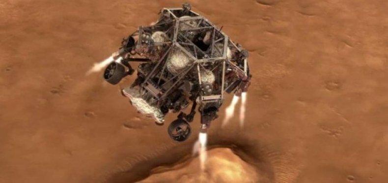 Perseverance está pronto para pousar em Marte - Assista ao vivo