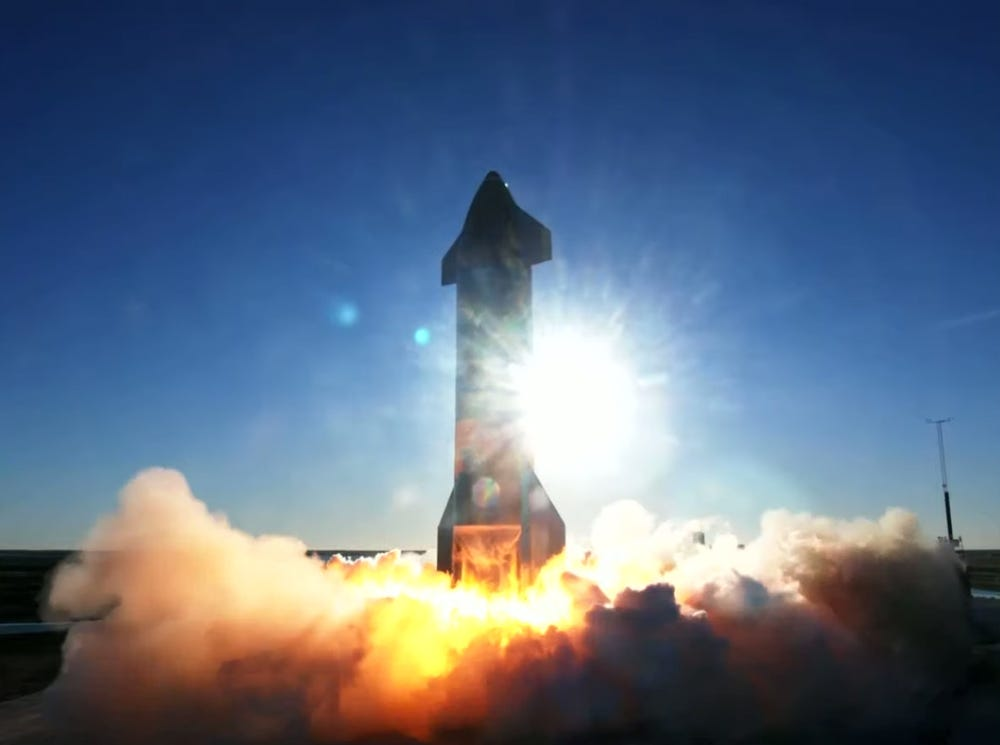 Chefe da NASA diz não ter certeza sobre a Starship da SpaceX