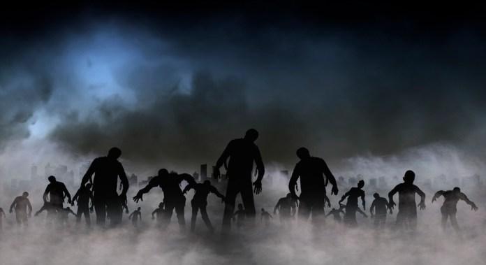 """Previsão de """"apocalipse zumbi"""" para 2021? CDC tem um guia de preparação"""