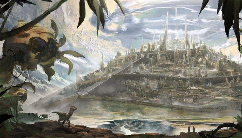 Terra Oca: Existe uma civilização com seu próprio Sol sob a superfície?