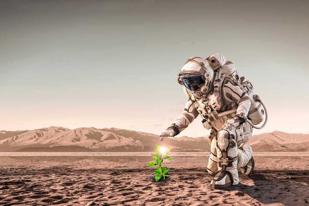 A vida pode estar espalhada por todo o planeta Marte, afirma especialista