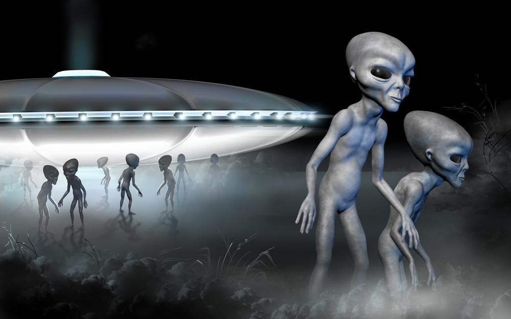 """""""Crononauta"""" revela quando os alienígenas pousarão na Terra"""