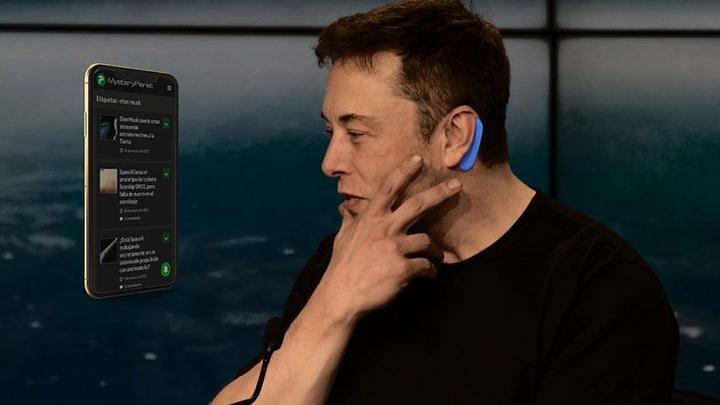 Com Neuralink você pode controlar o telefone apenas com a sua mente
