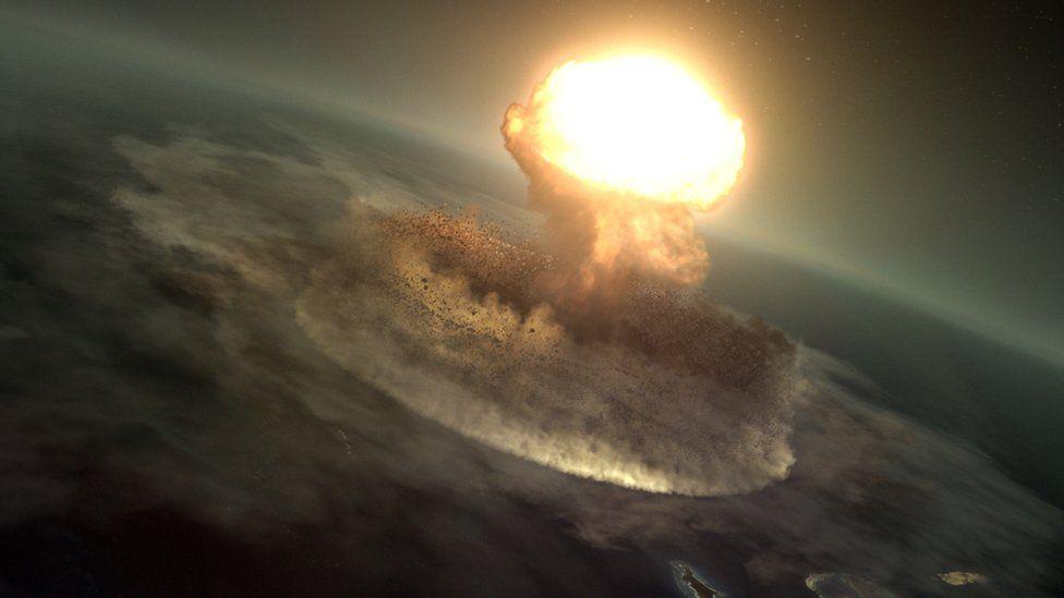 Asteroide que matou dinossauros deu origem à floresta amazônica