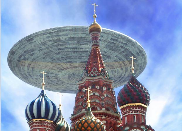Interesse da Rússia pelos OVNIs é mostrado em documentos