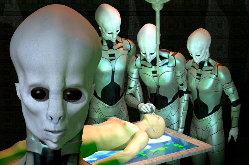 Sinais de abdução alienígena - notiriando os céticos