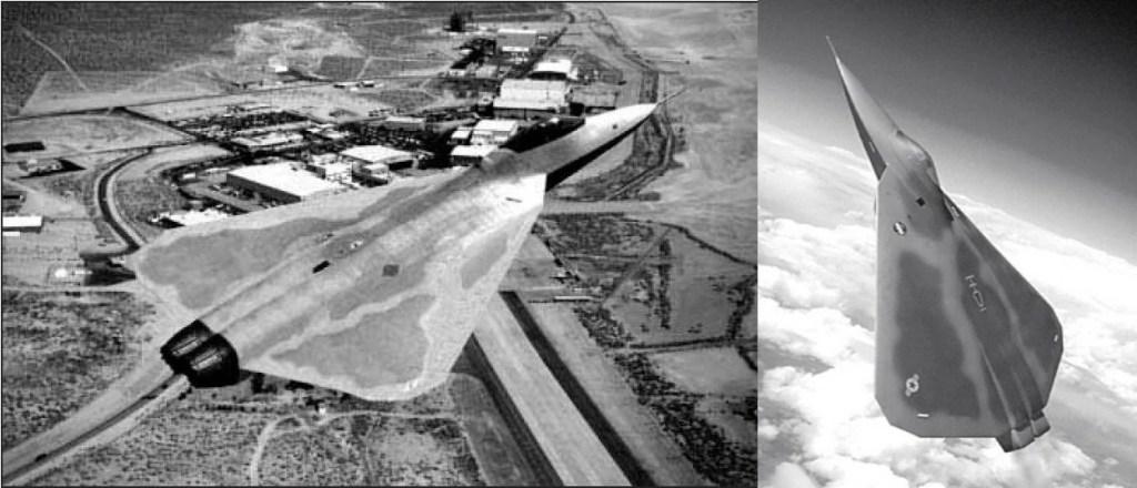 Não é um OVNI: o X-44 MANTA é um grande avanço da aeronáutica