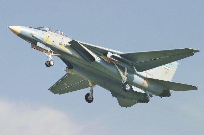 A Força Aérea do Irã está combatendo OVNIs