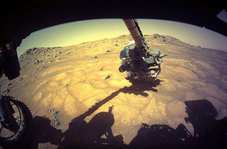 Sinais de vida em Marte? Jipe-sonda Perseverance começa a caça