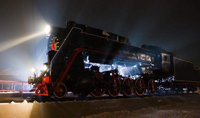 O OVNI que arrastou um trem de carga por mais de uma hora