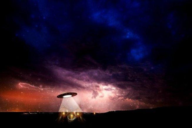 Presidiários britânicos viram um OVNI e desenvolveram uma erupção cutânea