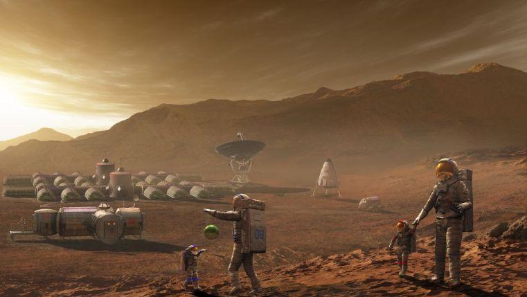 Chamando os aspirantes a astronautas: a NASA quer que você finja viver em Marte