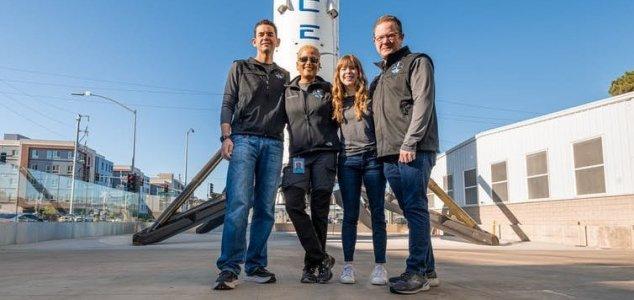 SpaceX está prestes a enviar civis ao espaço