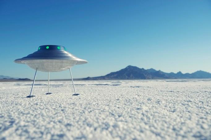 """Os militares dos EUA """"subtraíram"""" uma nave alienígena dos militares mexicanos?"""