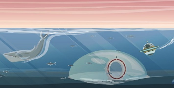 Bases alienígenas subaquáticas na costa sul da Califórnia?