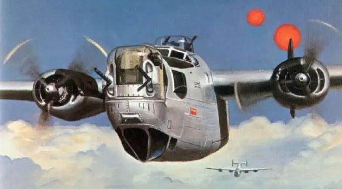OVNIs assombraram pilotos militares do 415º Esquadrão em 1944