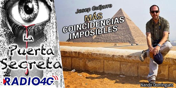 Más coincidencias imposibles con Josep Guijarro