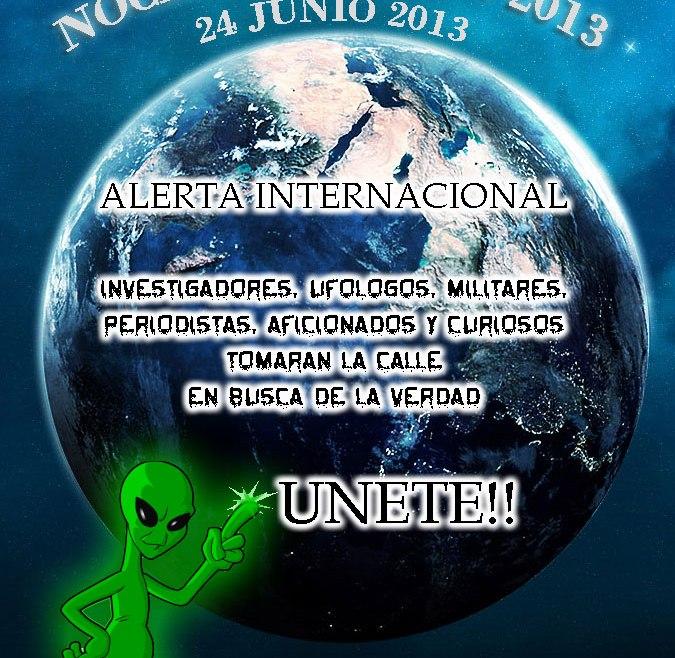 Alerta Ovni, una alternativa para celebrar la noche de San Juan