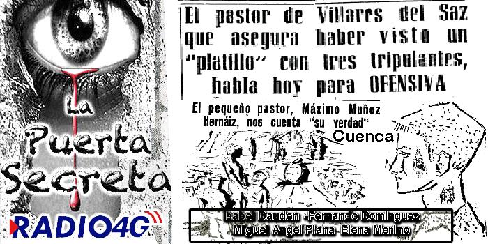 Encuentro con Pequeños Humanoides en Villares de Sanz Cuenca