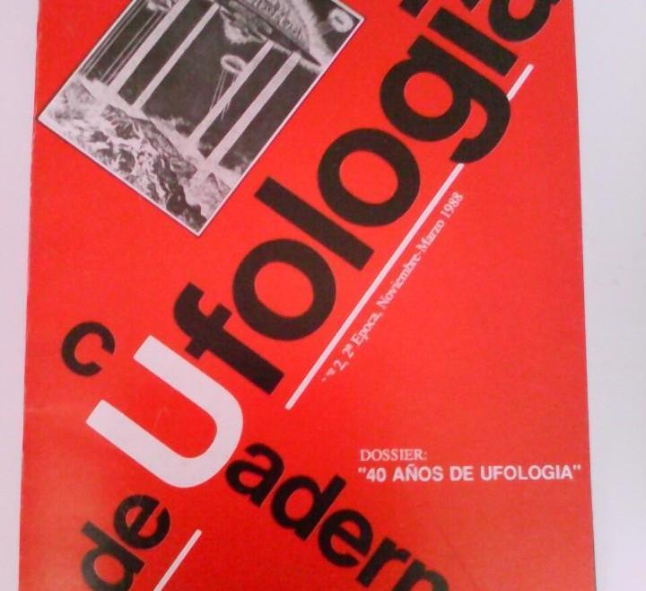Cuadernos de Ufologia Nº15 1993