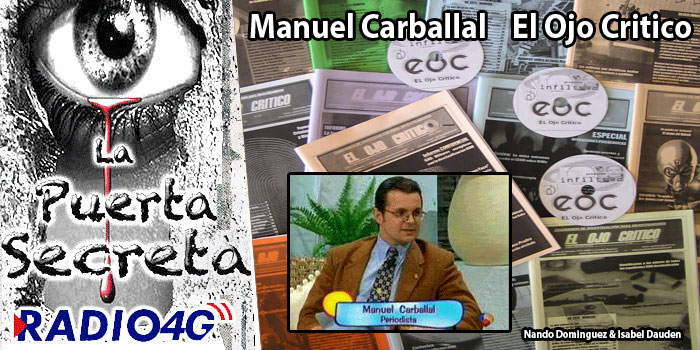 Manuel Carballal El Ojo Critico Cuadernos de Investigación