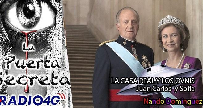 La Casa Real y los Ovnis El Rey Juan Carlos y la Reina Sofia
