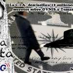 12 millones de Documentos Top Secret desclasificados por la CIA