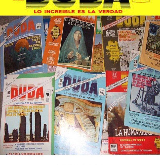 Revistas Duda