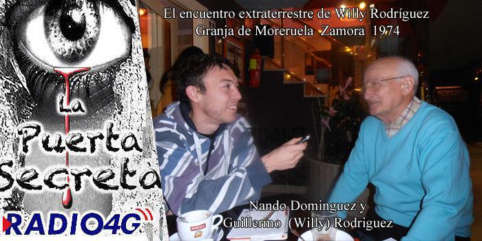 El Encuentro con un Extraterrestre de Guillermo Rodriguez en La Granja de Moreruela Zamora 1974