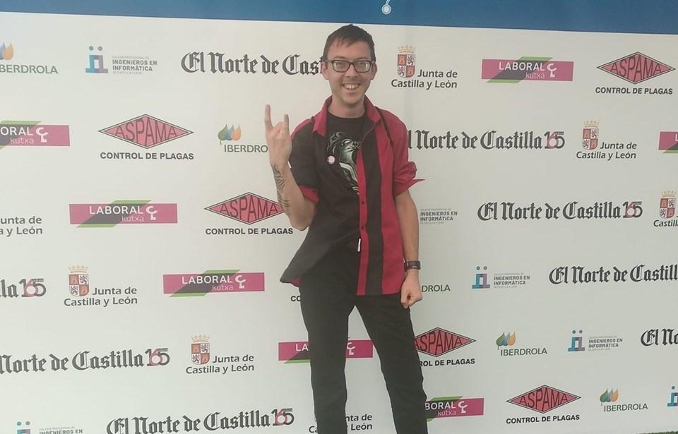 Así viví la Gala Premios E-volución como Finalista