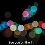 El iPhone 7 tiene fecha de presentación