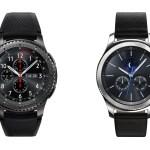Gear S3: Samsung amplió su familia de relojes inteligentes con dos modelos
