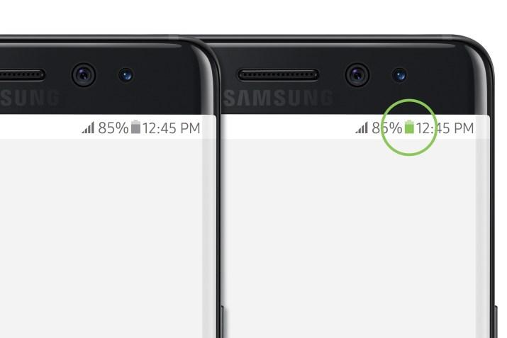 Galaxy Note 7 bateria
