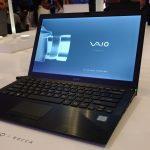 Vaio presentó tres nuevas portátiles en la Argentina